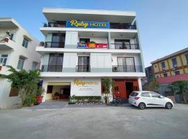 Ruby Hotel, accommodation in Ninh Binh