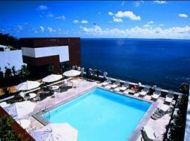 HOTEL SOL Vitória Marina, hotel in Salvador