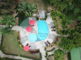 Ao Nang Baan Suan Resort, hotel in Ao Nang Beach
