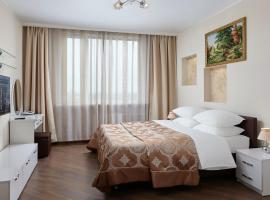Hanoi-Moscow Aparthotel, hotel in Moscow