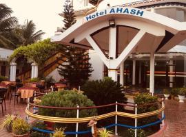Hotel Ahash, hotel in Mannar