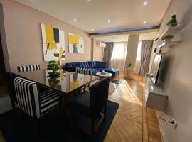Maspero Nile View Serviced Apartments by Brassbell، شقة في القاهرة
