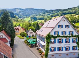Schwarzwaldgasthof Zum Goldenen Adler, hotel near Schauinsland, Oberried