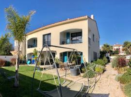 Paddle Beach House - Es Vedra, hotel in Saint-Cyprien