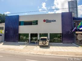 Hotel Enseada Aeroporto, hotel in Boa Viagem, Recife