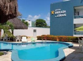 Hotel Enseada dos Corais, hotel in Cabo de Santo Agostinho