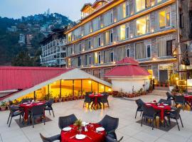 Snow Valley Resorts Shimla, отель в Шимле