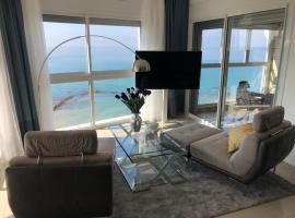 Sky Home Ellipse Luxury, отель в Бат-Яме