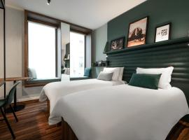 A-STAY Antwerp, hotel Antwerpenben