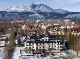 Apartmán Lopi, apartmán v Tatranskej Lomnici