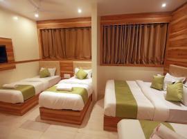 Hotel Al Madina palace, hotel near Colaba Causeway, Mumbai