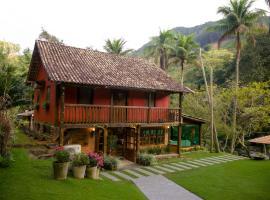 Pousada Vila do Loro, accessible hotel in Domingos Martins
