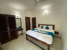 Bhagwati by Pearl Harbour goa FLY IN HEAVEN, hotel near Reis Magos Fort, Baga