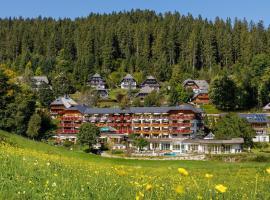 Hotel Kesslermühle, hotel in Hinterzarten