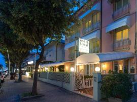 Hotel Sirena, hotel a Lido di Camaiore