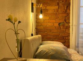 Filosoofi 1 Studio Apartments, apartment in Tartu