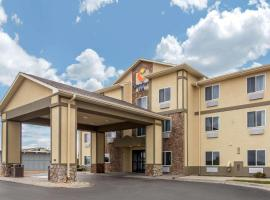 Comfort Inn Sterling, hotel in Sterling