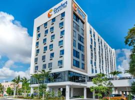 Comfort Inn & Suites Miami International Airport, hotel in Miami