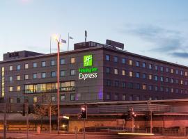 Holiday Inn Express Bradford City Centre, hotel in Bradford