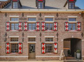 Hotel De Jachthoorn, hotel in Hoogstraten