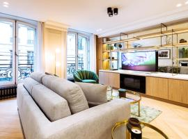 HighStay - Louvre / Notre Dame Serviced Apartments, apartment in Paris