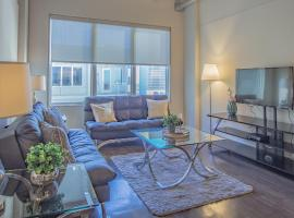 Heaven in Midtown fully furnished apartments, apartment in Atlanta