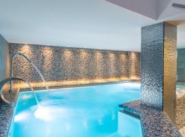 Spa del Palacete, hotel in Málaga
