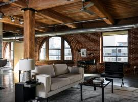 Spacious DT 2BR with Gym by Zencity, vacation rental in Saint Louis