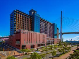 リーベルホテル アット ユニバーサル・スタジオ・ジャパン、大阪市のホテル