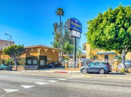 Hollywood City Inn, hotel near Griffith Observatory, Los Angeles