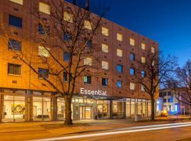Essential by Dorint Berlin-Adlershof, hotel cerca de Aeropuerto de Berlín - Schönefeld - SXF, Berlín
