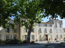 Viesnīca Château de Jouarres 2p4 mezzanine pilsētā Azille