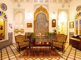 Dar El Kebira Salam, riad in Rabat