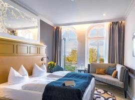SEETELHOTEL Ostseehotel Ahlbeck, hotel in Ahlbeck