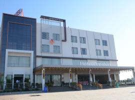 Hotel Darshan SP Ring Road, hotel near Sardar Vallabhbhai Patel International Airport - AMD, Naroda