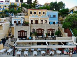 Odyssia, hotel in Symi