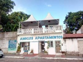 Amigos Apartamentos, self catering accommodation in Itaparica Town