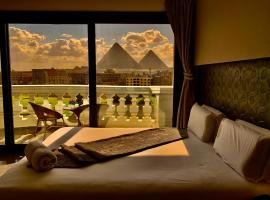 New Pyramids Eyes Hotel, hotel in Cairo