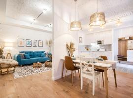 ROOMLI Boho Chic Apartments, pet-friendly hotel in Budapest