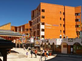 Aconit 2p 4/5p, hotel in Saint-Martin-de-Belleville