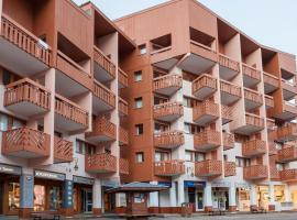 Aconit 2p 4p, hotel in Saint-Martin-de-Belleville