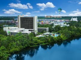 Wyndham Lake Buena Vista Resort Disney Springs® Resort Area, hotel perto de Disney Springs, Orlando