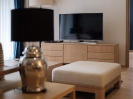 Luxury condo 2 Bedroom - Beach front - Mai Khao, hotel in Mai Khao Beach