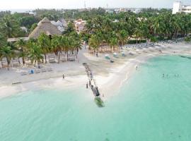 Cabanas Maria Del Mar, отель в городе Исла-Мухерес