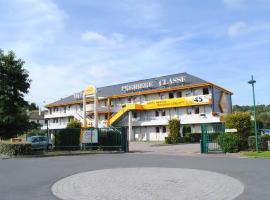 Premiere Classe Honfleur, hotel near Pont de Normandie, Honfleur