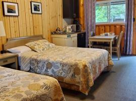 High Falls Motel & Cabins, motel in Wawa