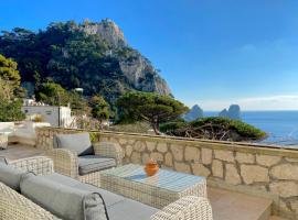 Casa Fiore, villa in Capri