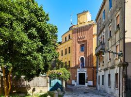 Hotel Indigo Venice - Sant'Elena, hotel in Venice