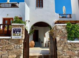 Antheia, hotel in Chora Folegandros