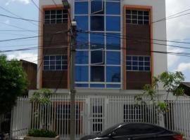 Hotel Torres del Parque No3, hotel en Barranquilla